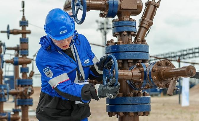 Обзорная статья: газовая промышленность