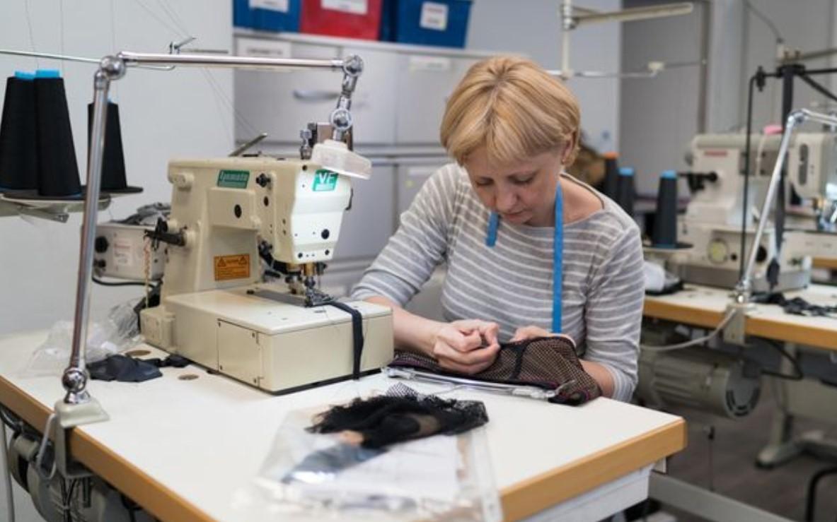 Производство нижнего белья: популярные модели, оборудование и реклама