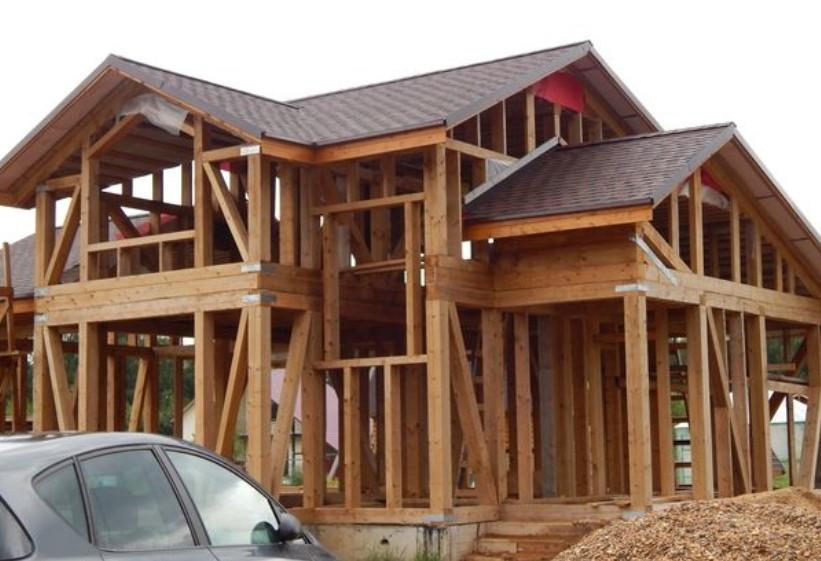 Открытие производства каркасных домов