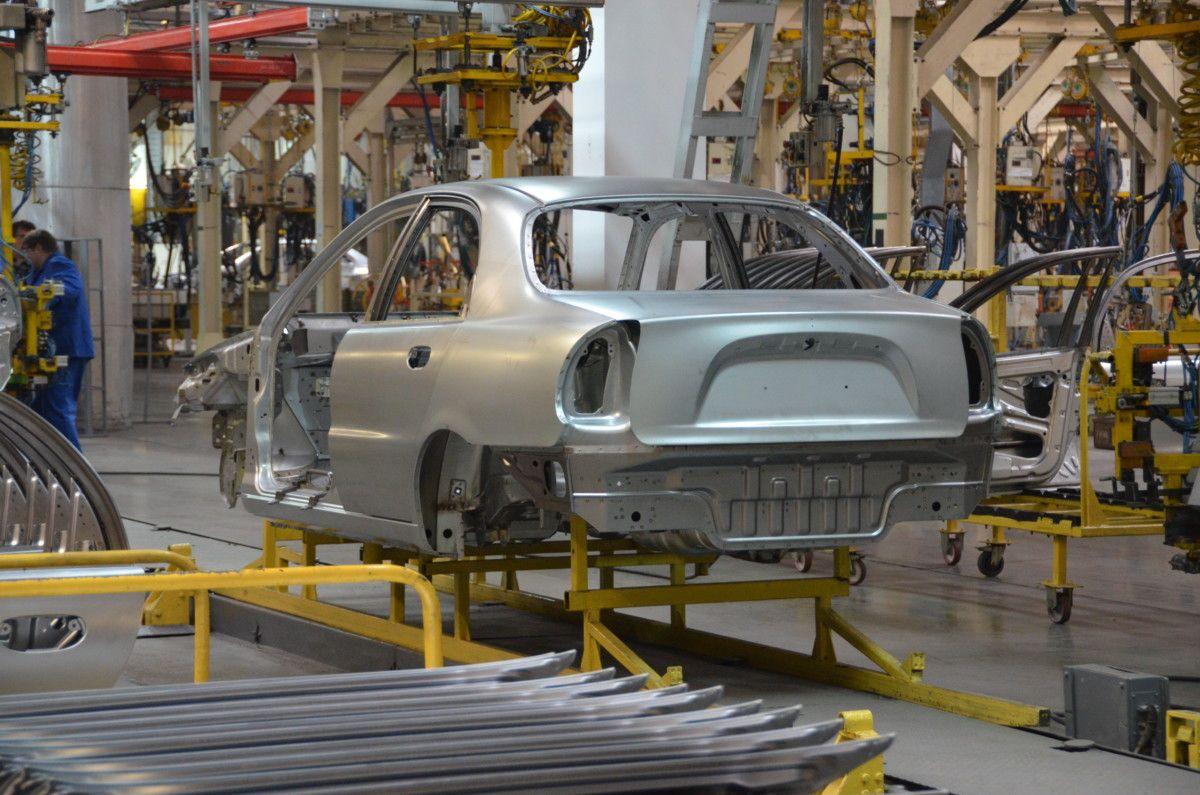 Автомобильное машиностроение