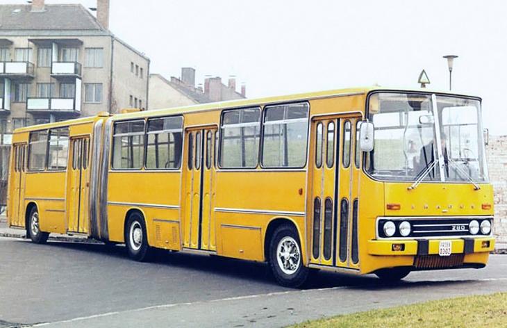 КамАЗ-6299 – новая отечественная «гармонь». Рассказываем, на что способен этот красивый автобус