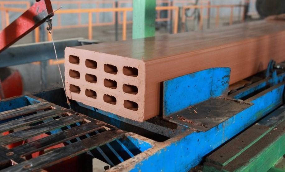 Автоматическая линия для изготовления кирпича