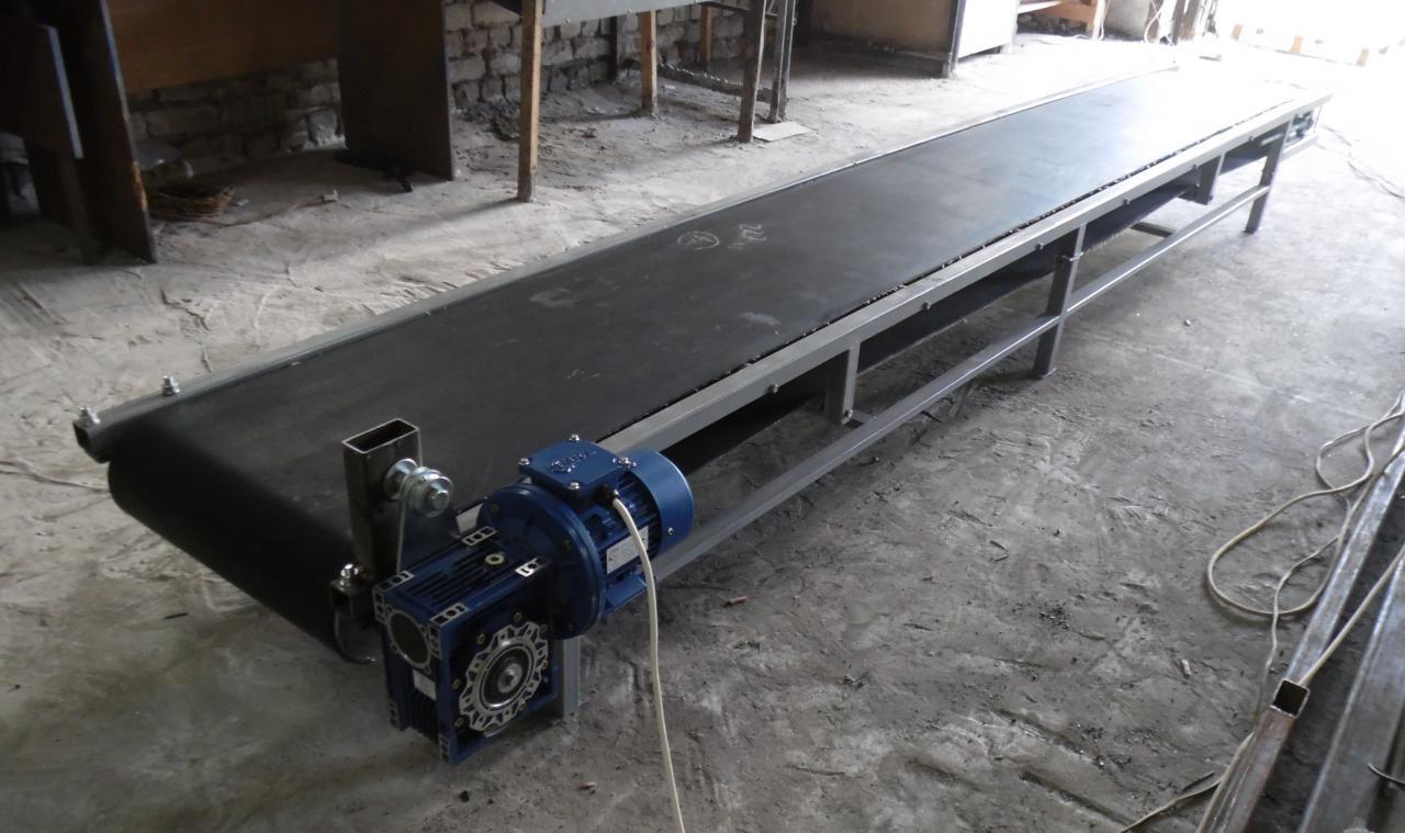 Завод конвейеров феникс конвейер ленточный для открытых горных работ