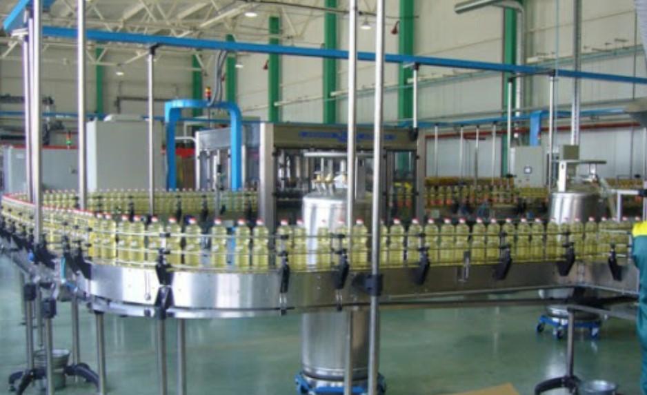 Линия для производства подсолнечного масла