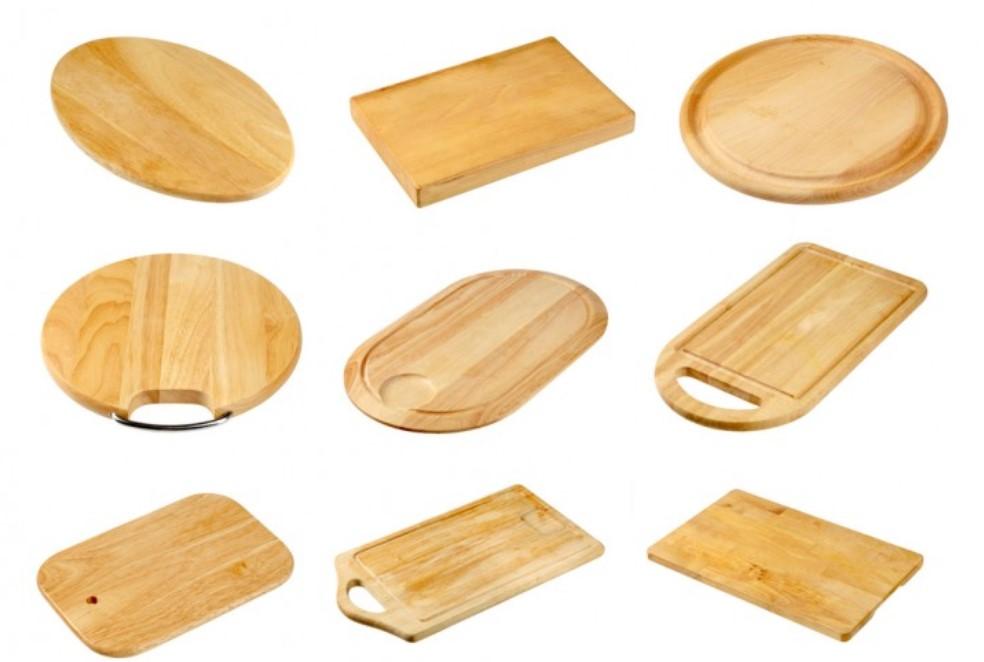 Производство разделочных досок из дерева