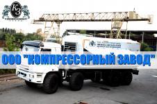 Азотная компрессорная станция СДА-10/251 М