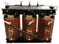 Высоковольтный трансформатор в литой изоляции 10/0,4 кВ