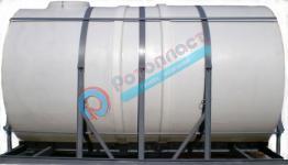 Пластиковая горизонтальная емкость 15000 литров