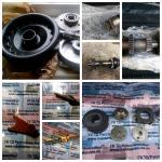 Запасные части для токарно-винторезных станков мод. 16К20, 16К25,1К62, 16Р25П, СА630, 1А660,16Б16