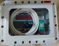 Весы платформенные электронные из нержавеющей стали ВП-П 3000 кг (3 тонны)