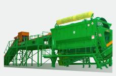 Мусоросортировочный комплекс мощностью 120 000 тонн в год
