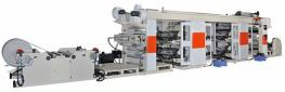 Машина для флексографической печати для мешков