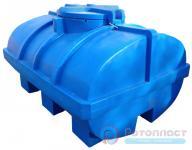 Пластиковая емкость с люком 3500 литров