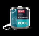 ELASTOMERIC – POOL (3кг серый) Финишное однокомпонентное покрытие для  гидроизоляции бассейнов, резервуаров, фонтанов.