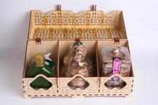 Подарочные наборы с Мёдом и Чаем