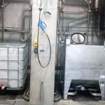 Автоматизированная установка мойки и сушки IBC емкостей (Моноблок)