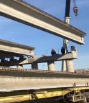Железобетонные балки пролётного строения мостов , с.3.503.1-81
