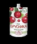 """Брусника протертая с сахаром """"Сибирская ягода"""""""