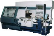 Специальный трубонарезной станок с ЧПУ мод. РТ772Ф3