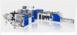 Автомат по резке-зашивке мешков и вставке полиэтиленового вкладыша