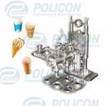 Дозатор мороженого двухпоточный