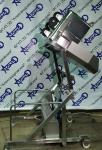 Подъемник опрокидыватель гидравлический для тележек
