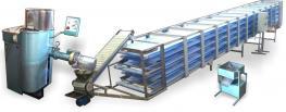 Автоматизированная линия производства высококачественных макарон 100 кг.\час