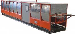 Высокотемпературные конвейерные печи ПЭК-8 и ПЭМ-8МВ