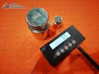 Весы платформенные электронные напольные ВП-П 1500 кг (1.5 тонн)
