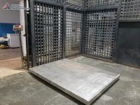 Весы платформенные электронные напольные ВП-П 2000 кг (2 тонны)
