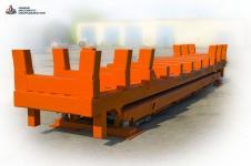 Весы платформенные электронные противоударные ВП-П-П 1500 кг (1.5 тонны)