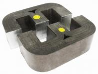 Магнитопроводы трехфазные типа ТЛ (на 50 , 400 ,1000 Гц) любой геометрии заказчика