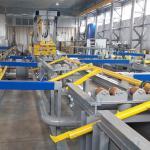 Установка механической зачистки внутренней поверхности НКТ
