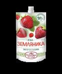 """Земляника протертая с сахаром """"Сибирская ягода"""""""
