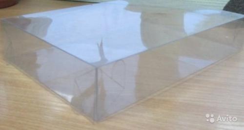 Пленка ПЭТ для формовки и упаковки