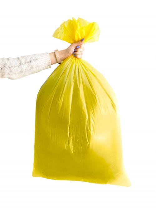 Двухслойные пакеты для мусора