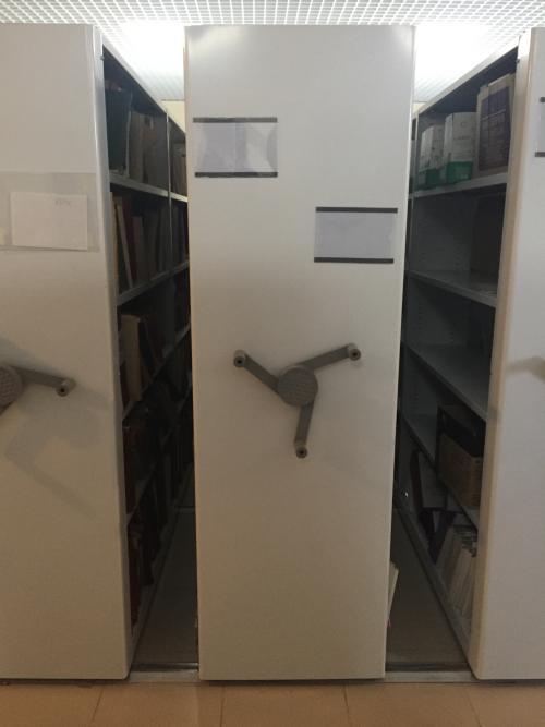 Стеллажи архивные мобильные от завода