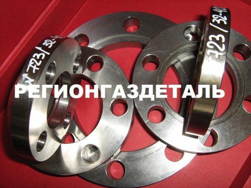 Фланец накидной сталь 12Х18Н10Т ОСТ 92-8965-78