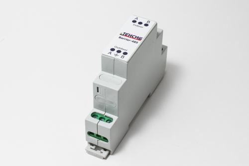 Устройство защиты интерфейса rs-485