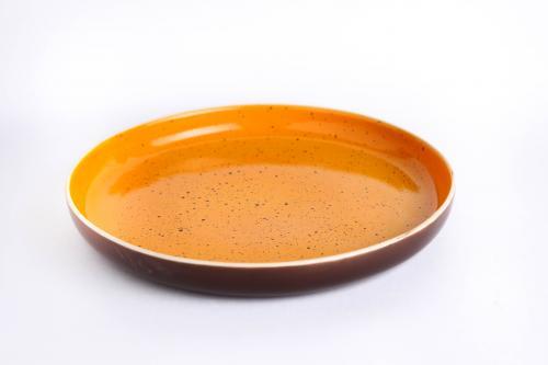 Тарелки из керамики