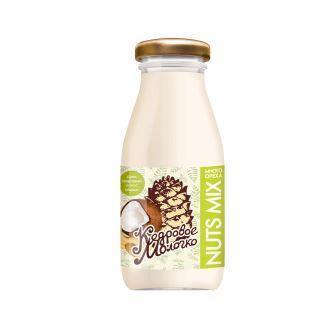 """""""Кедровое молочко"""" Nuts Mix с кокосом и кешью"""