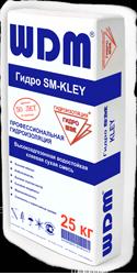 Гидро SM-KLEY Водостойкая клеевая смесь