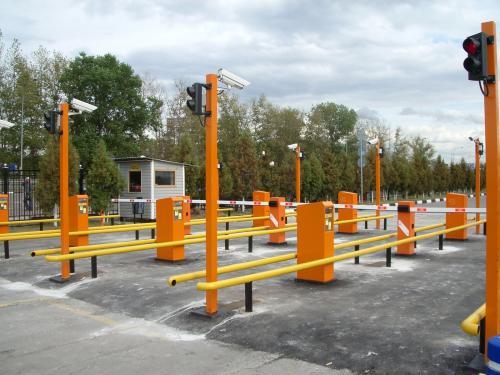 Система автоматизации парковки VECTOR_AP 3000 на жетонах