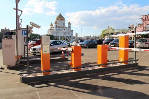 Система автоматизации парковки VECTOR_AP 4000 на билетах и картах