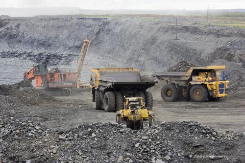 Уголь каменный Т (тощий) Magerkohle