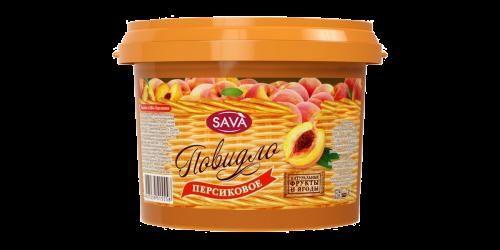 "Персиковое повидло ""SAVA"""