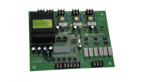 Регулятор скорости тиристорный с задатчиком интенсивности разгона РСТ20-ПЕ
