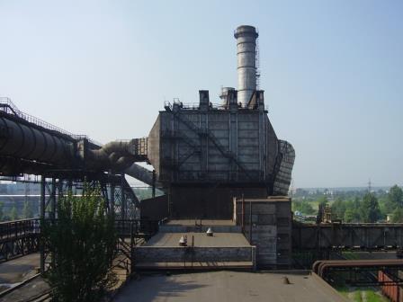 Реконструкция и модернизация газоочистительного оборудования