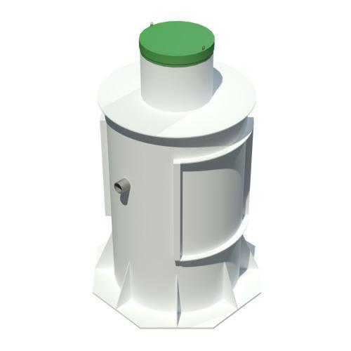Канализационная установка Тополь 12 Плюс для дома на 10-12 человек