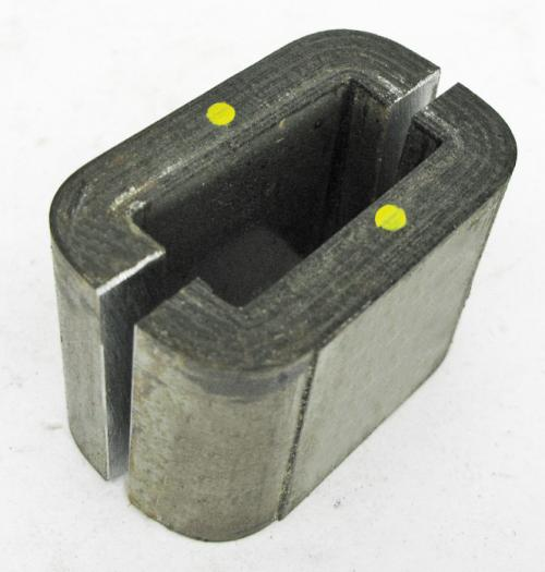 Магнитопроводы типа ШЛ,  ШЛМ,  ШЛР  (50 , 400 ,1000 Гц)  ГОСТ 22050-76